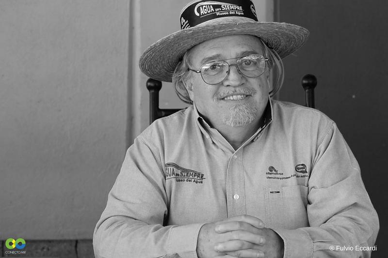 Raúl García Diego con ConectoMX